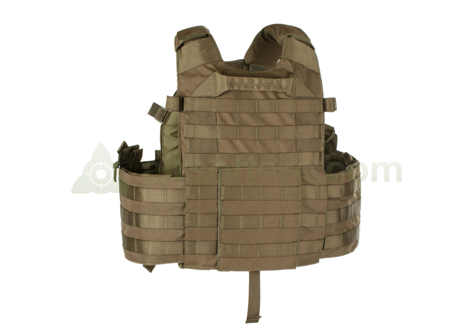 Invader Gear 6094A-RS Plate Carrier - Ranger Green