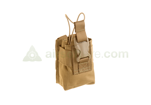Invader Gear Radio Pouch - Coyote