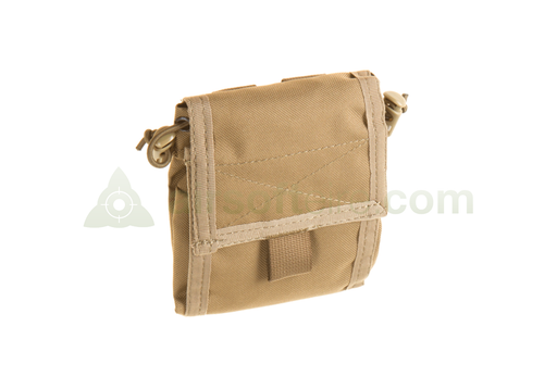 Invader Gear Folding Dump Pouch - Coyote