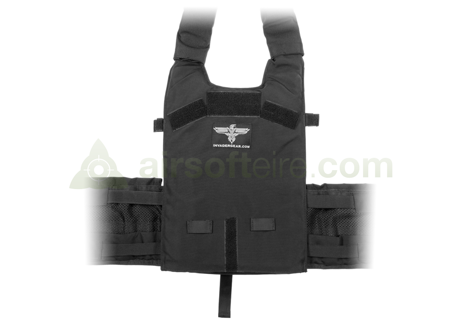 Invader Gear 6094A-RS Plate Carrier - Black