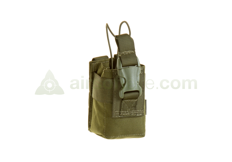 Invader Gear Radio Pouch - OD