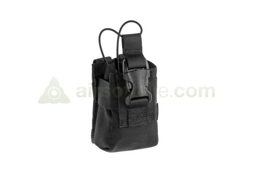 Invader Gear Radio Pouch - Black