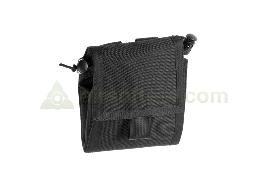 Invader Gear Folding Dump Pouch - Black