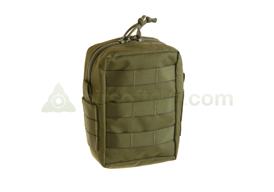 Invader Gear Medium MOLLE Utility Pouch - Olive Drab