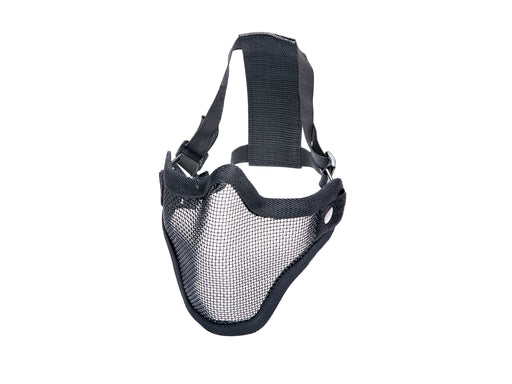ASG Mesh Half Face Mask - Black