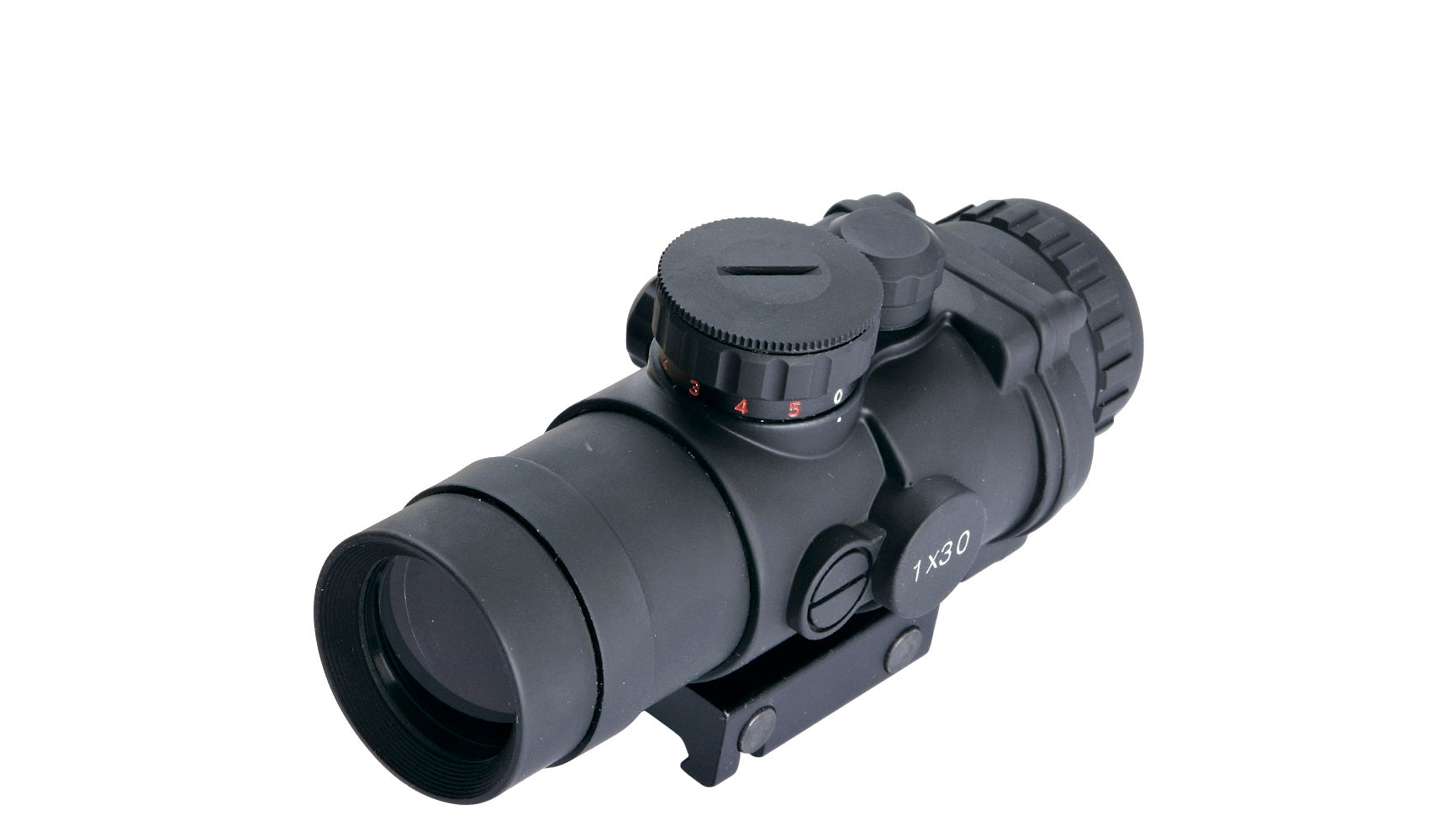 Strike (ASG) 1x30 Dot Sight - Red/Green