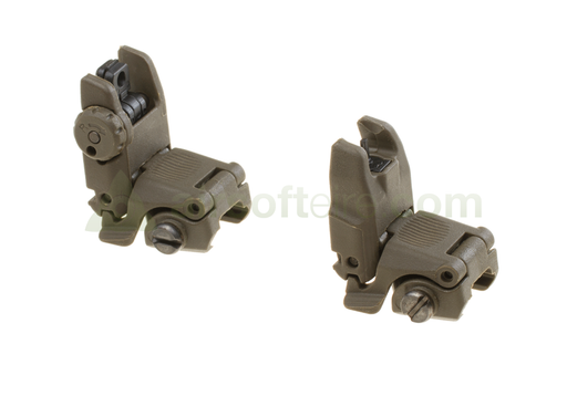 FMA MBUS Gen. 2 Foldable Sight - Olive Drab