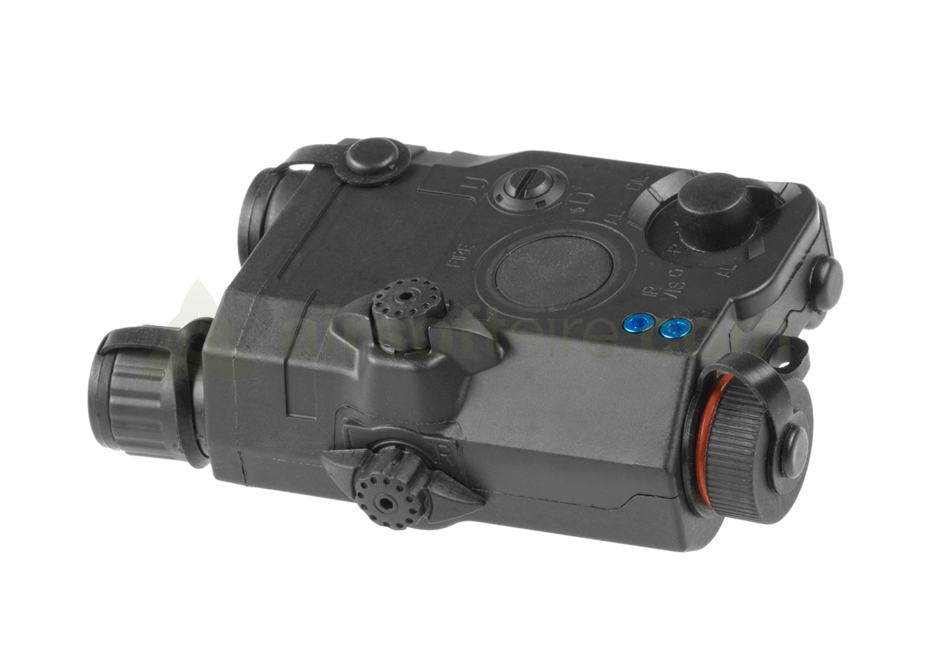 FMA PEQ LA5-C Upgraded - Light & Laser - Black