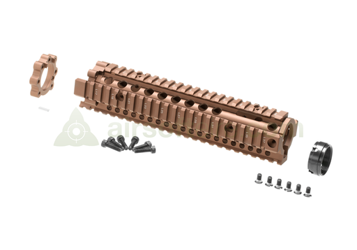 "Madbull Daniel Defense Licensed MK18 9,5"" - Tan"