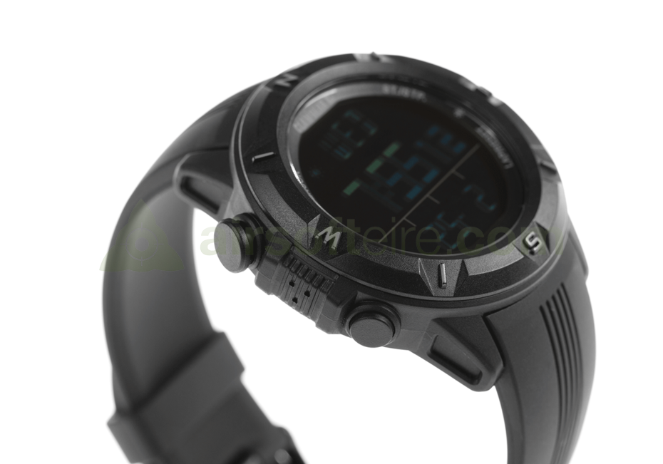 ClawGear Mission Sensor II Watch - Black