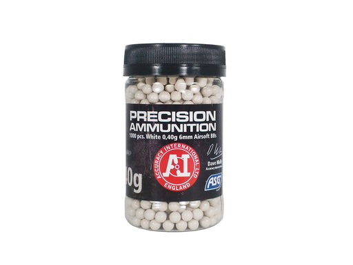 ASG Precision Ammunition 0.4g BB - 1000