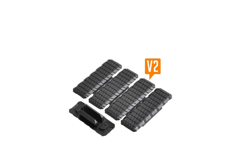 Madbull M-Lok V2 Rail Covers - Black