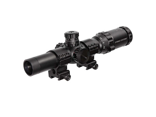 Strike (ASG) 1-4x24 Illuminated Crosshair Short Scope