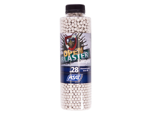 Blaster Open 0.28g BIO - 3300 BBs in Bottle
