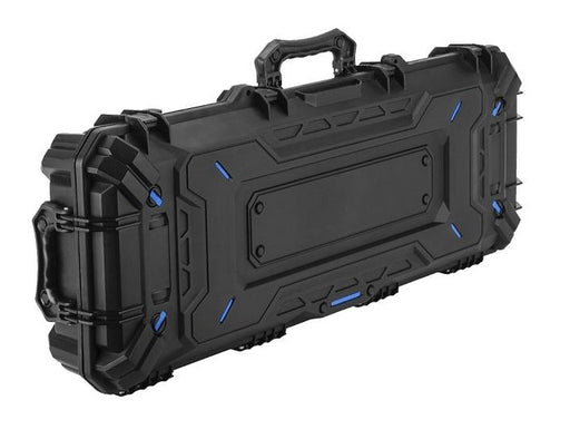 ASG Waterproof Tactical Rifle Case With Wheels - Black