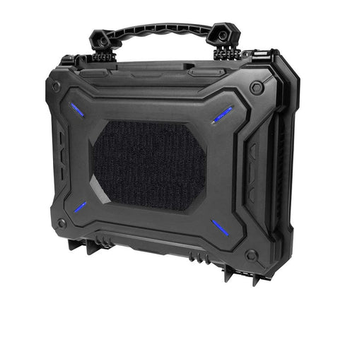ASG Waterproof Tactical Pistol Case - Black
