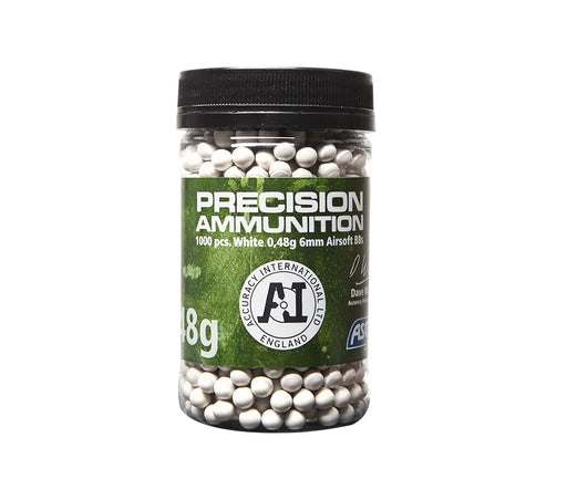 ASG Precision Ammunition 0.48g BB - 1000