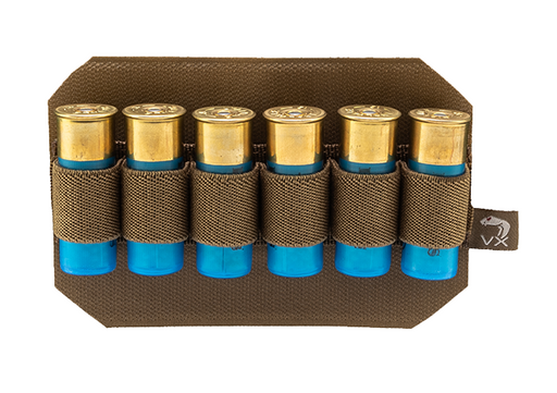 Viper VX Shotgun Cartridge Holder - Coyote