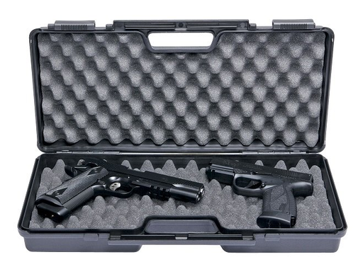 Strike Double Handgun Case - 9x23x46cm