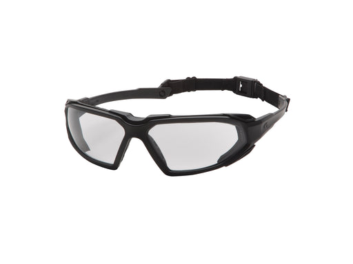 Strike Tactical Clear Lens Glasses (17008) - Black