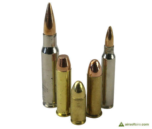 Manufacturer Real Bullet Collectors Pack