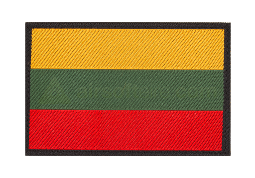 ClawGear Lithuanian Flag Patch