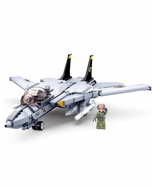 Sluban B0755 - Modern Fighter Jet
