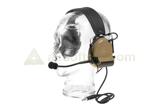 Z-Tactical Comtac II Headset - Coyote
