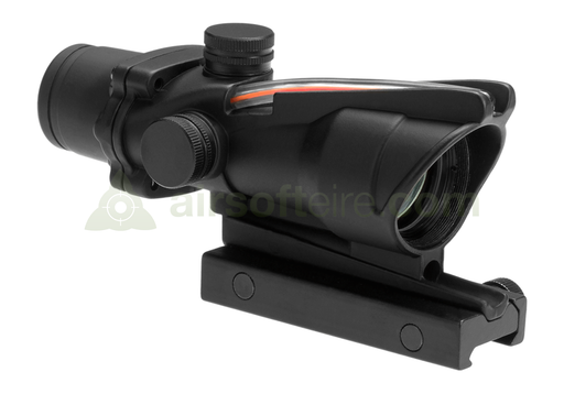 AIM-O 1x32C ACOG Fiber Optic Scope - Black