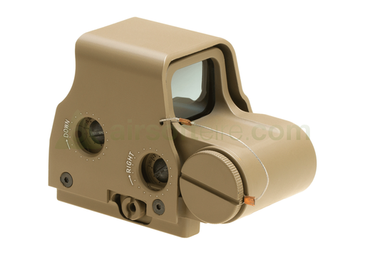 AIM-O XPS 2-0 Red/Green Holographic Sight - Desert Tan