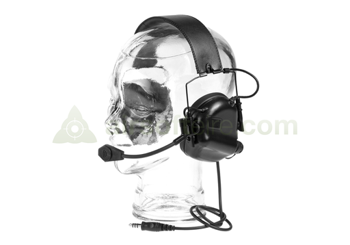 Earmor M32 Electronic Communication Hearing Protector - Black