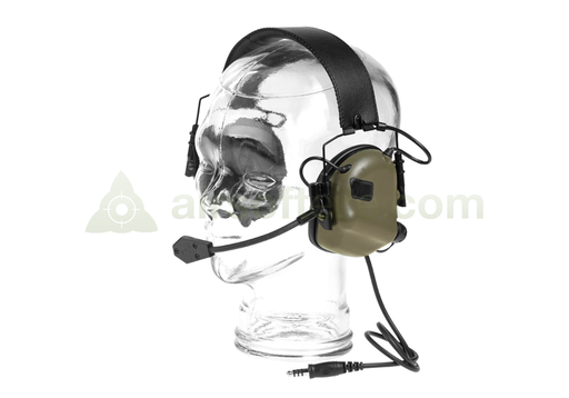 Earmor M32 Electronic Communication Hearing Protector - FG