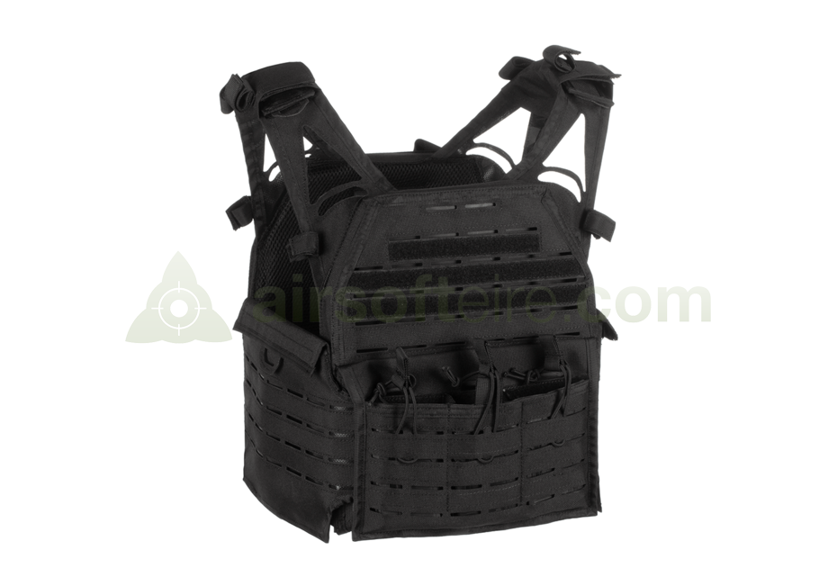 Invader Gear Reaper Plate Carrier - Black
