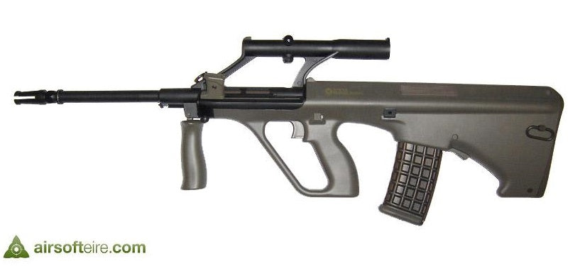 Jing Gong Steyr AUG A1 Military