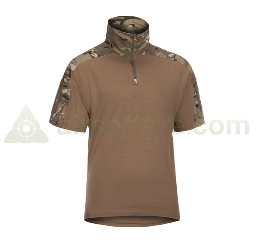 Invader Gear Short Sleeve UBACS Top - ATP (Multicam)