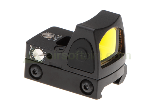 AIM-O Adjustable LED RMR Red Dot (inc Glock mount) - Black