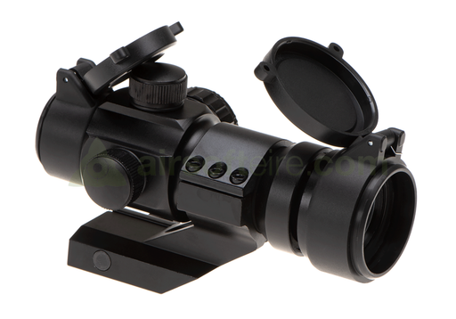AIM-O M3 Red Dot with L-Shaped Mount - Black