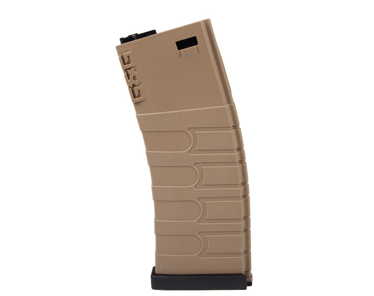 G&G 120rd PMAG-Style Magazine for M4/M16 - Tan Body