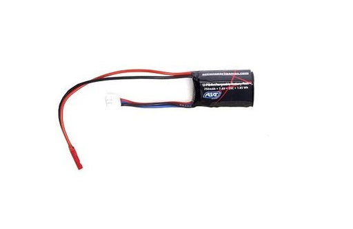 ASG 7.4V 250mAh Micro Li-Po Battery for HPA