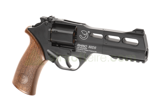 Chiappa Rhino 50DS Co2 Revolver - Black