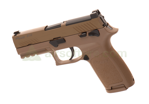 SigAir M18 ProForce - Tan