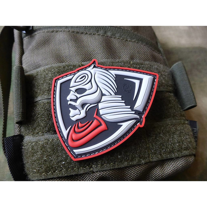 JTG 3D Rubber Lone Warrior Patch