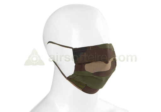 Invader Gear Reusable Face Mask - Woodland