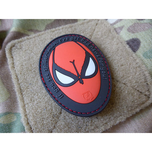 JTG 3D Spiderboobs Patch