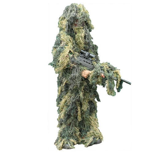 KombatUK 3-Piece Ghillie Suit - Kids Aged 10-12