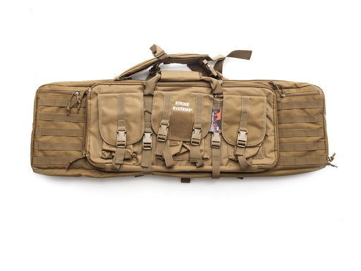 ASG Strike 105cm Double Carbine Case - Tan