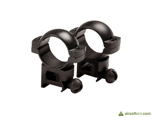 Strike 30mm Scope Rings - 20mm Rail