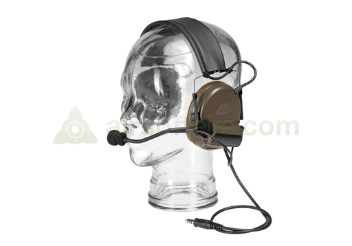 Z-Tactical Comtac II Headset - Foliage Green