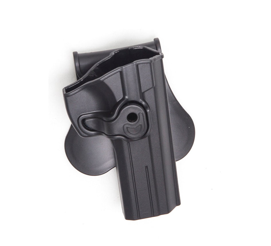Strike Q.R. Polymer Holster - SP-01 Shadow/CZ75