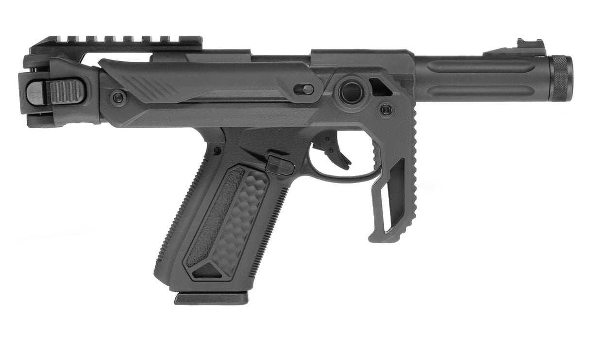 Action Army AAP01 Folding Stock - Black